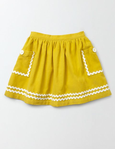 Twirly Nautical Skirt 32767 Skirts at Boden
