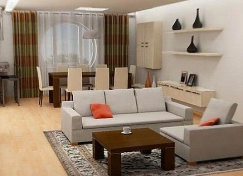 27 best L shaped living room images on Pinterest | Living room ...