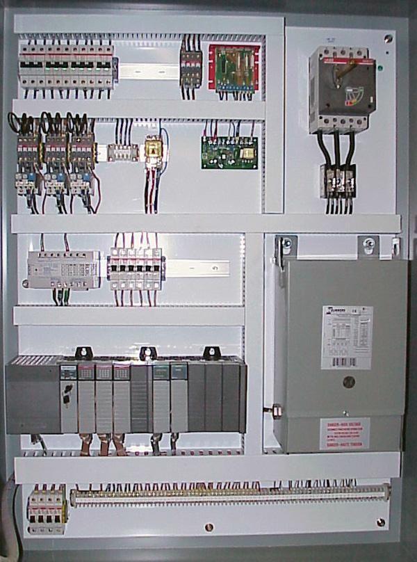 Custom Electrical Motor Control Panels