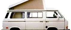 Family vacation - rent a vw camper in SF and travel the california coast.