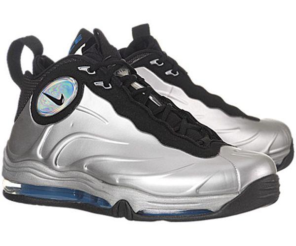 Nike Air Foamposite Silver