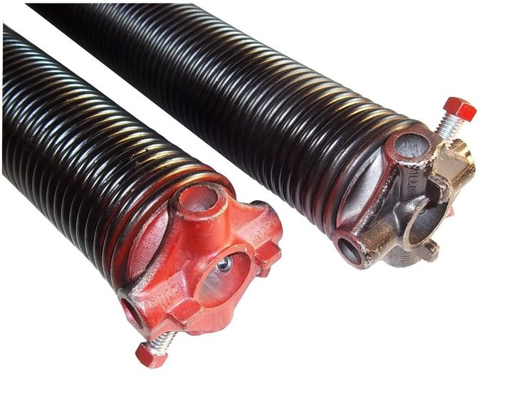 torsion garage door springs. what is the function of garage door torsion springs and how to repair it?