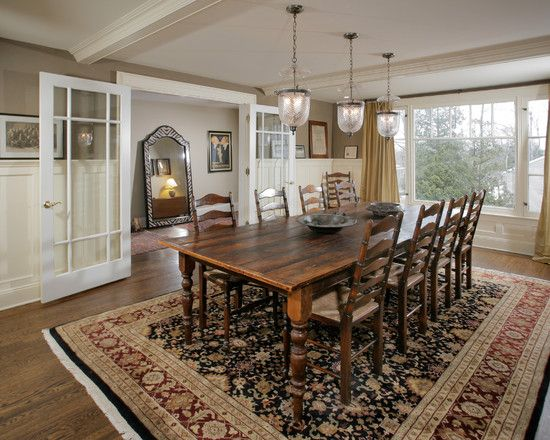 """Gold Curtains with Benjamin Moore paint color """"November Rain"""" ( a great idea to complement walnut stain in the cabin ).  Goes with BM Spanish Red (1301) and equestrian grey (1553). Aegean teal (2136-40) and Clinton brown (HC-67)."""