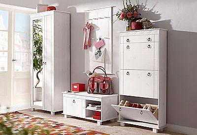 Home affaire Garderoben-Set »Indra« (4-tlg.) für    BAUR