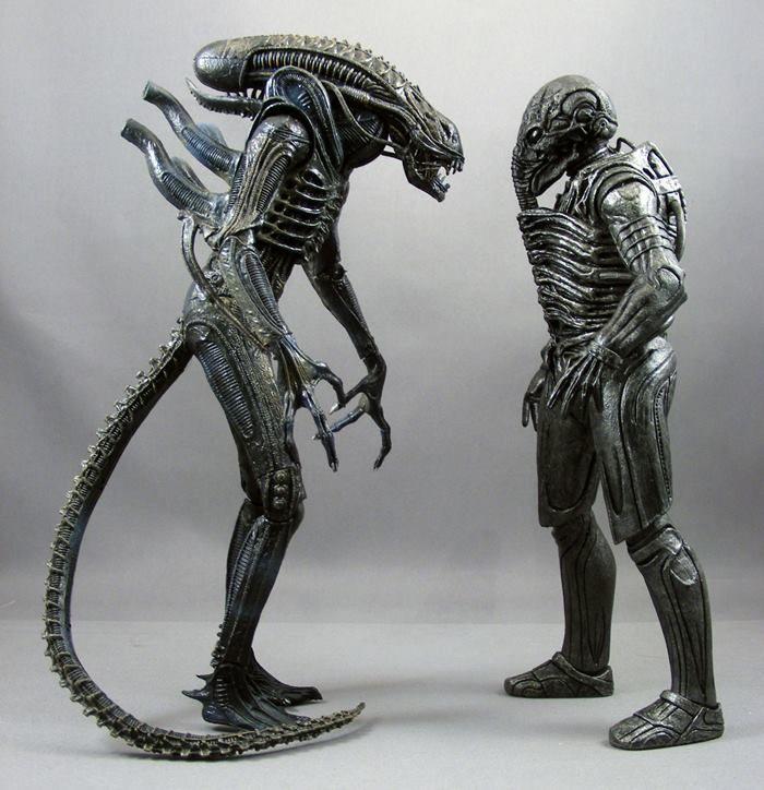 Xenomorph Prometheus Xenomorph vs Engineer ...