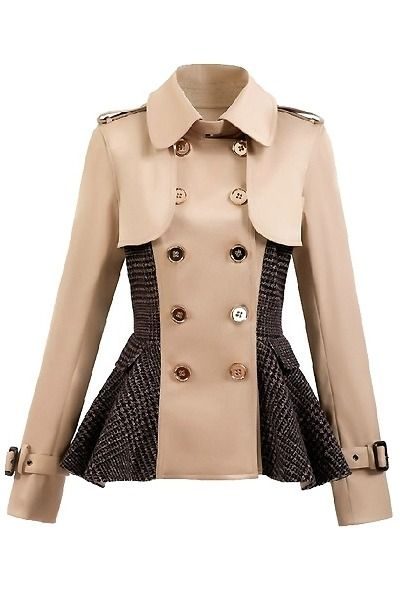 25  cute Short trench coat ideas on Pinterest | Classy edgy ...
