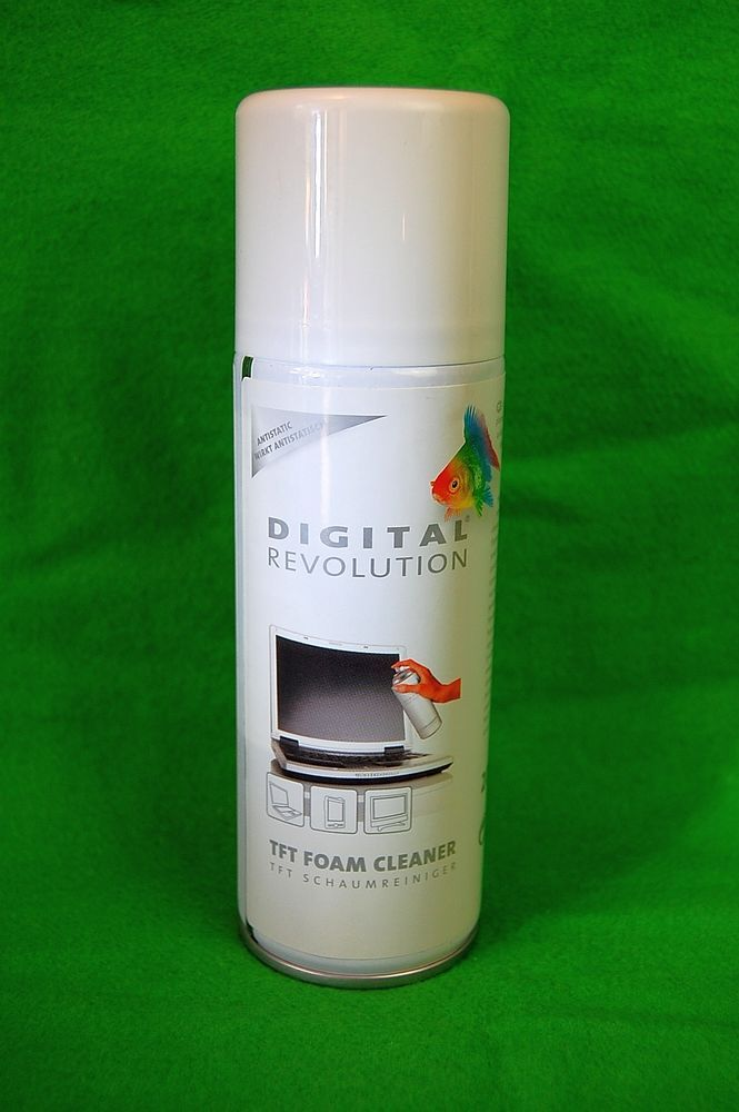 TFT/LCD Schaumreiniger, antistatisch, PC, Laptop, Plasma, Tablet, TV, Handy