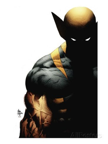 Wolverine: Origins No.28 Cover: Wolverine Posters by Mike Deodato Jr. at AllPosters.com