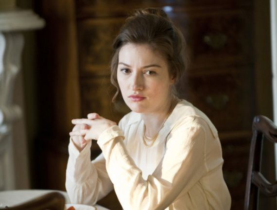 Kelly MacDonald as Marian Murray in The Captain's Christmas Family