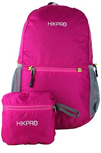 #1 Rated Ultralight Packable Travel Backpack Daypack + Most Durable Lightweight Hiking Backpacks for Men and Women / THE BEST Foldable Camping Biking School Air Travelling Carry on Backpacking + Ultra Light and Handy - 6.5 OZ Only + 5 Year Warranty!