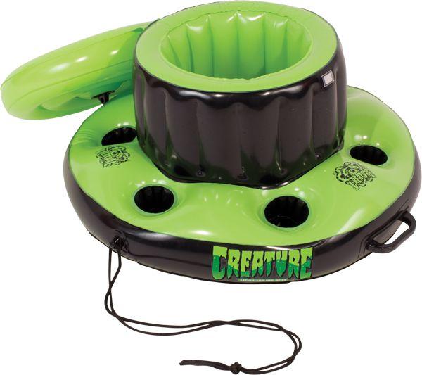 Creature Skateboards Floating Cooler