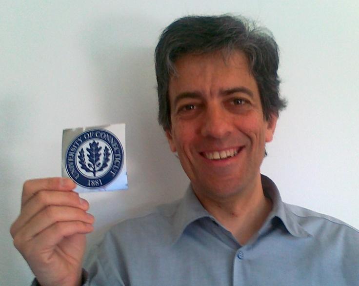 Alessandro Ferrari is a proud UConn Alumni Italy