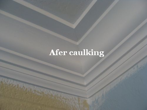 How To Paint Crown Molding 12 Prep Crown Molding Interior Trimcrown
