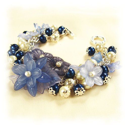 Jingly jangly bracelet full of charm