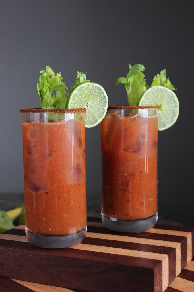 how to call a bloody mary