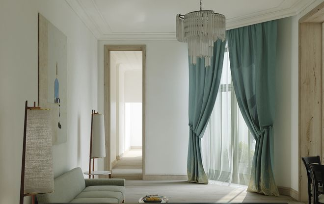 Classic and beautiful, love this curtains!