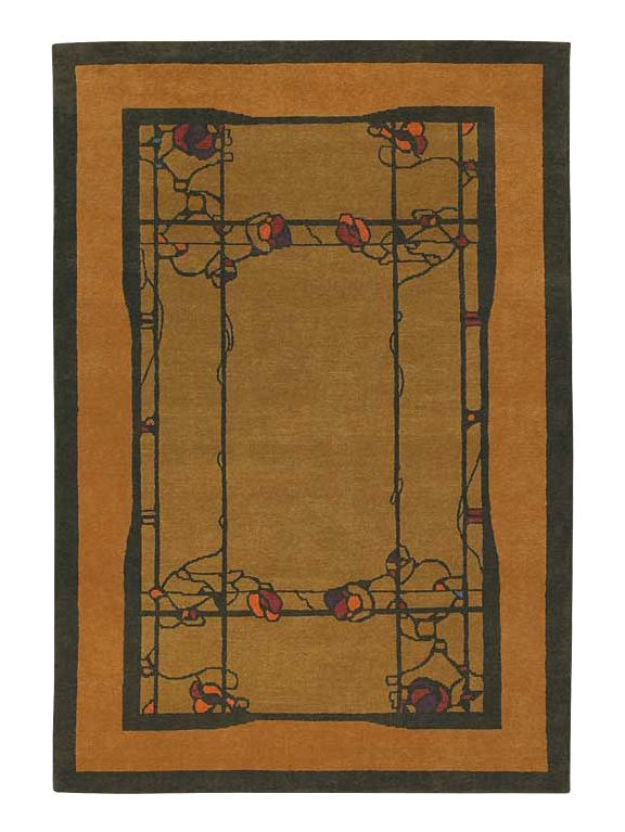 118 Best Images About Craftsman Rugs On Pinterest