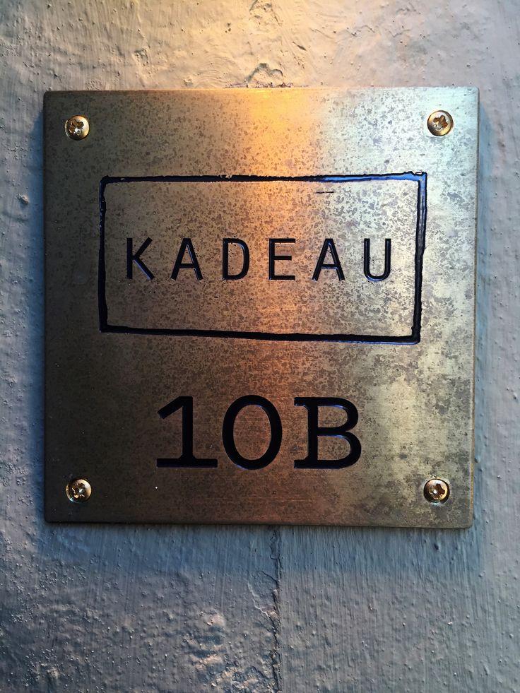 Kay Bojesen Grand Prix cultery at the Michelin restaurant Kadeau in Copenhagen.  Kay Bojesen Grand Prix cutlery. Danish Design.