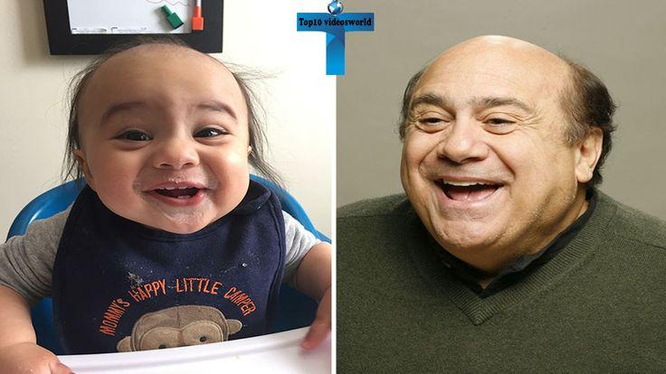 Top 15 Cutest Babies Who Look Like Celebrities 10 Babies Who Look Remarkably Like Celebrities