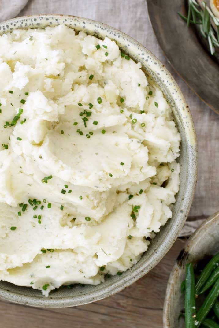 Original Ranch® Mashed Potatoes Recipe | Hidden Valley®
