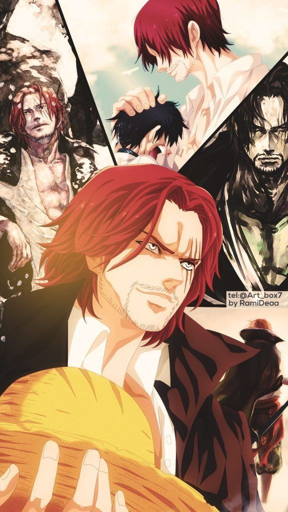 How Strong Is Shanks Actually It S Still A Mystery On The One