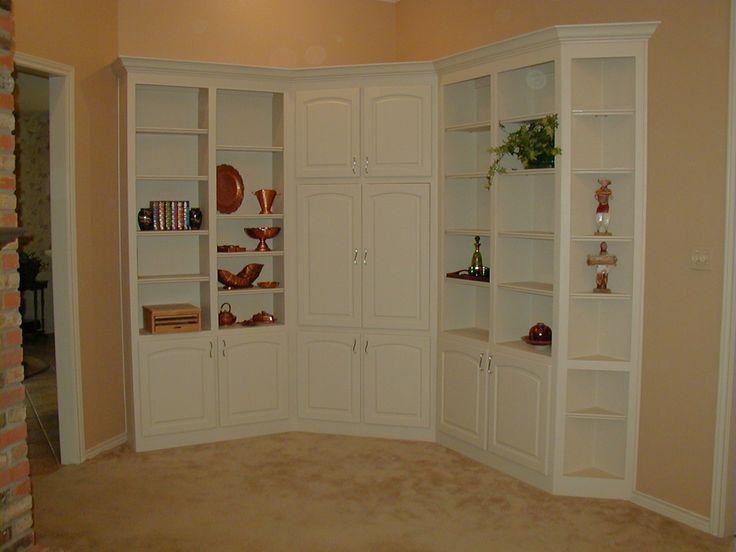 Bedroom Built In Corner Wall Units Fiorenza Custom Woodworking Entertainment Centers