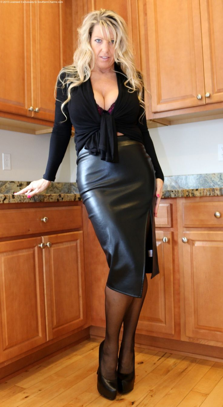 3305 best things to wear images on pinterest | leather pencil skirts
