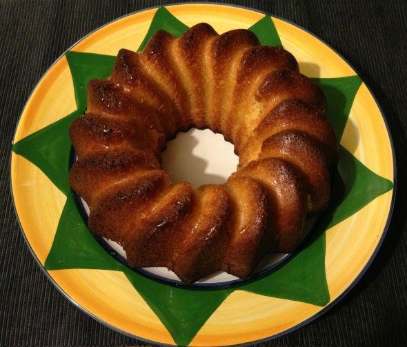 Thermomix Melt and Mix Honey Cake