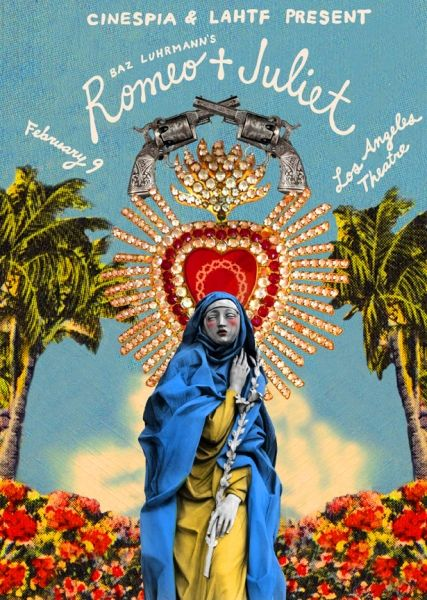 baz luhrman romeo and juliet transformation Baz luhrmann's kaleidoscopic film adaptation of romeo and juliet, while often  leaving much to be desired from the two main actors in the way of delivery,.