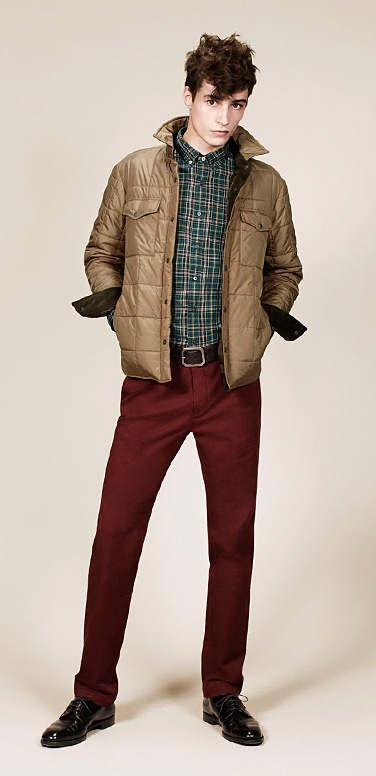 Men's Fall and Winter Styles - Men's Clothes And Apparel | UNIQLO  #fall #jacket