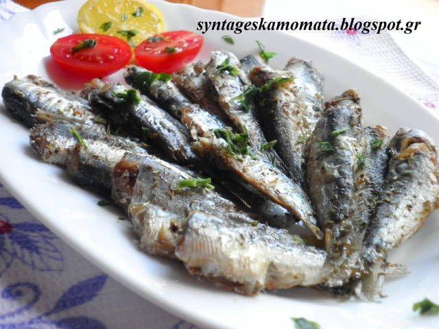 Σαρδέλες λαδορίγανη #cookpadgreece #sardeles