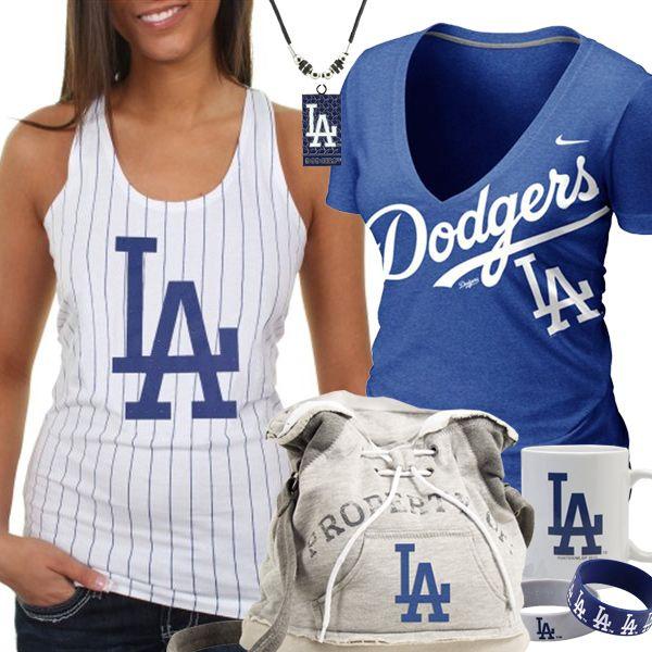 Cute Los Angeles Dodgers Fan Gear