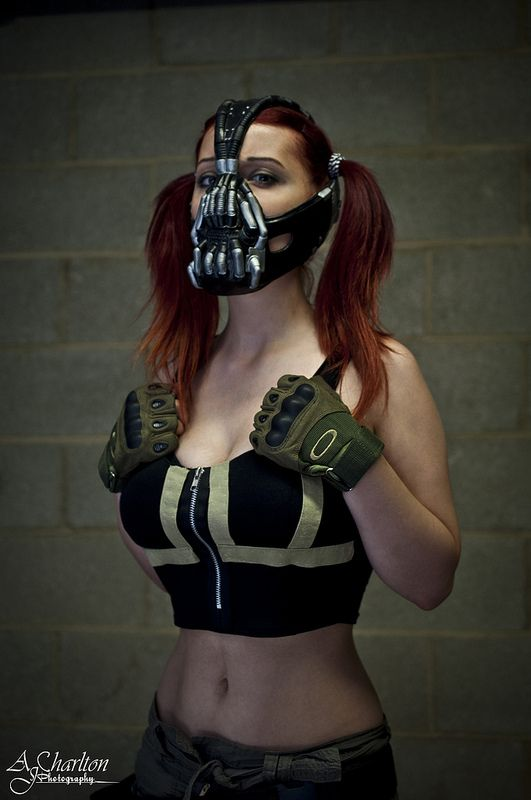 Fem-Bane taken at LFCC #London 2013