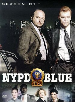 """NYPD Blue  Top notch police drama.  Caruso and Franz at their best """"reaching out"""" to solve crimes."""