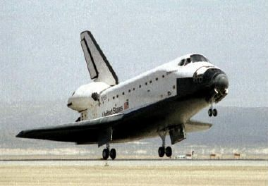 """HowStuffWorks """"Space Shuttle: Return and Landing"""""""