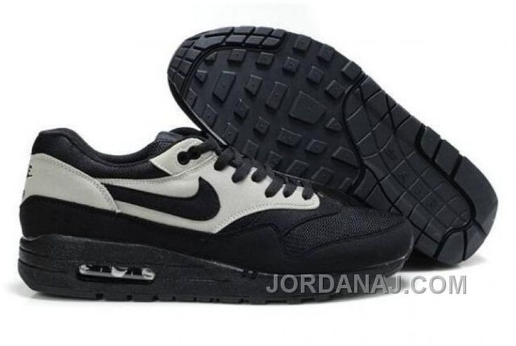 http://www.jordanaj.com/newest-nike-air-max-1-mens-shoe-black-reflective.html NEWEST NIKE AIR MAX 1 MENS SHOE BLACK REFLECTIVE Only 87.81€ , Free Shipping!