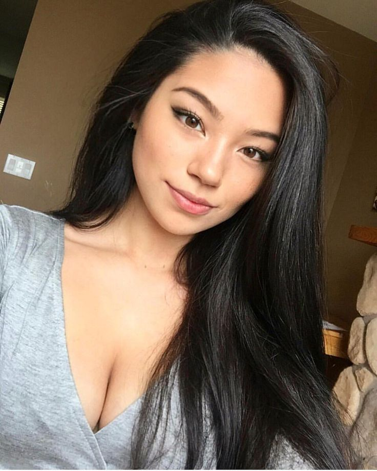 Asian mixed with black girl