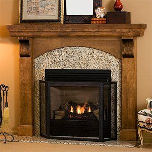 17 Best Images About Traditional Wood Mantels On Pinterest