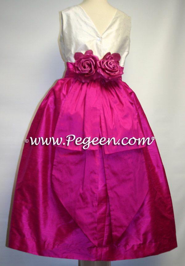 Best 25 Fuschia Bridesmaid Dresses Ideas On Pinterest