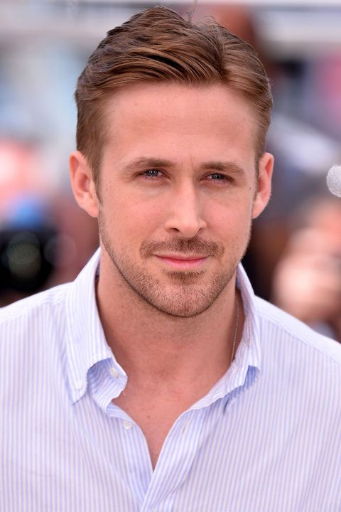 11 celebrity men who believe that manicuring is okay: Ryan Gosling.