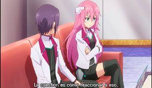 Gakusen Toshi Asterisk 2nd Season 8 Online - 2 temporada
