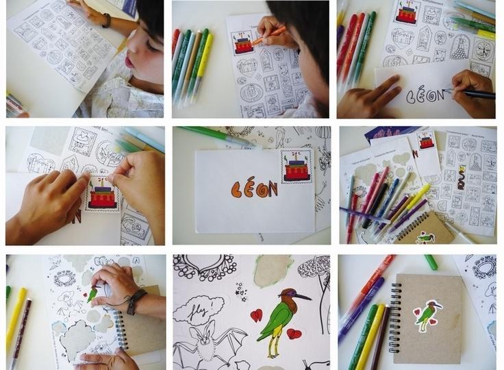 #Stamps from www.kidsdinge.com https://www.facebook.com/pages/kidsdingecom-Origineel-speelgoed-hebbedingen-voor-hippe-kids/160122710686387?sk=wall
