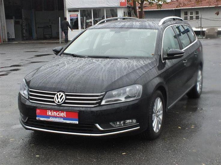Volkswagen Passat Variant 1.6 TDI BMT Com.DSG