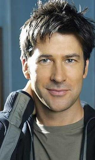 Joe Flanigan ...  Lt. Colonel John Sheppard, Stargate Atlantis