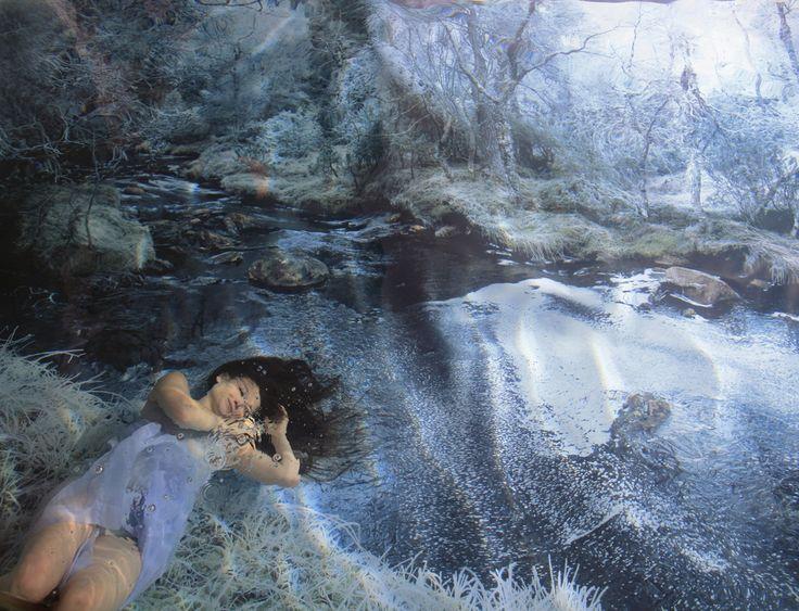 Icy, 2012 #fineart #photography #susannamajuri #underwater
