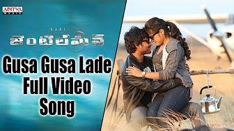 Dintaka Dintaka Full Video Song || Gentleman Video Songs || Nani, Surabhi, NivethaThamas, ManiSharma - YouTube