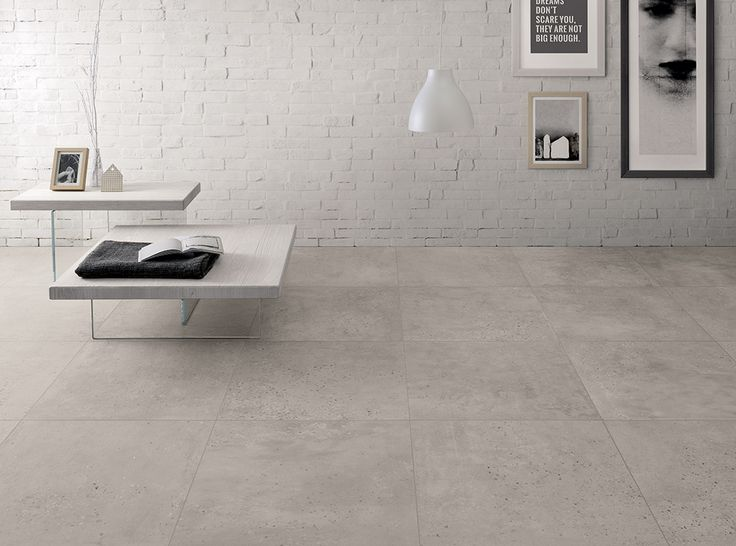 CONCRETE | Ceramiche Fioranese porcelain stoneware tiles and ceramics for outdoor flooring and indoor wall tiling.