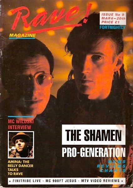 1991 the shamen move any mountain for 1991 house music