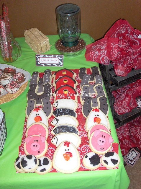 Farm Cookies | Flickr - Photo Sharing!