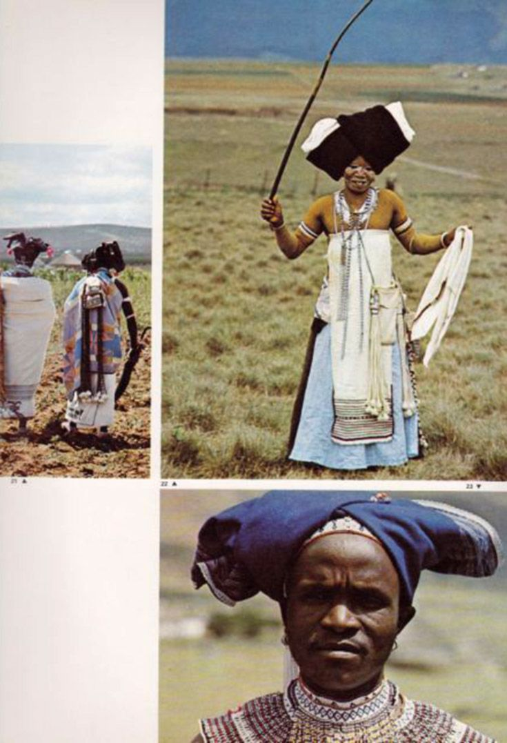 """Images included in the publication """"African Elegance"""" by Alice Mertens & Joan Broster. Published by Purnell in 1973. 